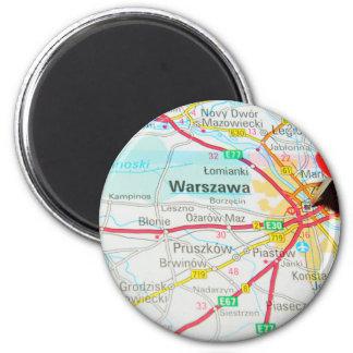 Aimant Varsovie, Varsovie en Pologne