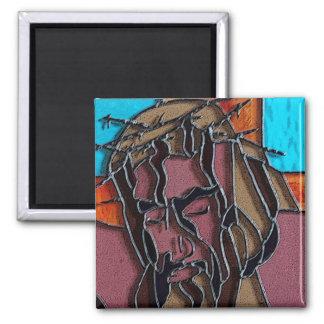 Aimant Verre souillé Jésus