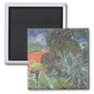 Aimant Vincent van Gogh | le jardin de docteur Gachet