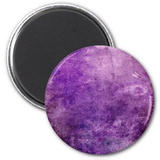 Aimant Violette abstraite