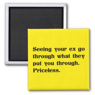 Aimant Voyant vos ex passent par ce qu'elles mettent…