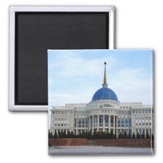 Aimant Vue du palais de président, Astana, Kazakhstan