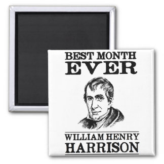 Aimant William Henry Harrison