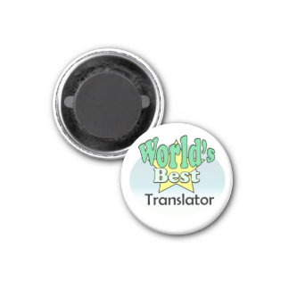Aimant World's meilleur Translator