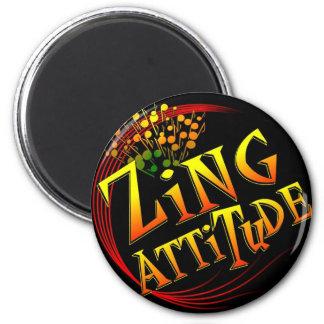 Aimant Zing Attitude (Noir)