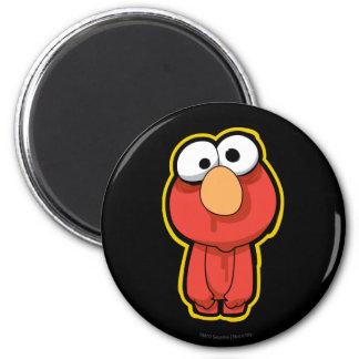 Aimant Zombi d'Elmo