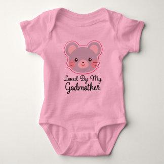Aimé par mon T-shirt de bébé de marraine