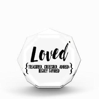 AIMÉ récompense prisée, aimée, adorée