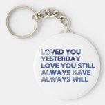 Aimé vous ayez hier toujours va le faire toujours porte-clés