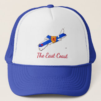 Aimez le casquette de la Nouvelle-Écosse de Côte