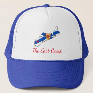 Aimez le casquette du coeur N.S. de Côte Est