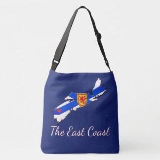 Aimez le sac croisé de la Nouvelle-Écosse de Côte