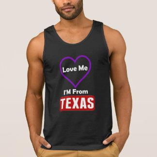 Aimez-moi, je suis du Texas