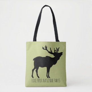 Aimez vos élans No. de parcs nationaux sac