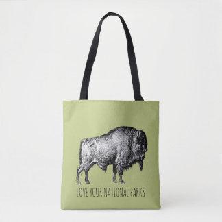 Aimez votre Buffalo No. de parcs nationaux sac