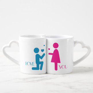Aimez-vous soit le mien II Mug