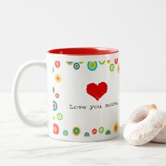 Aimez-vous une tasse plus graphique