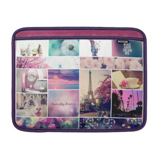 "Air 13"" de Macbook rose horizontal Housse Pour Macbook Air"