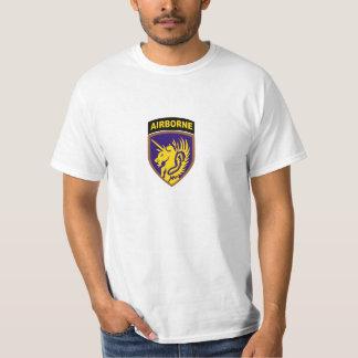 airborne unicorn t shirt