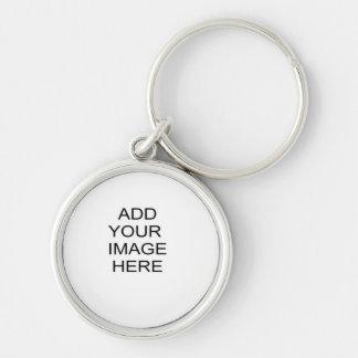 Ajoutez un porte - clé d'image ou de photo porte-clés