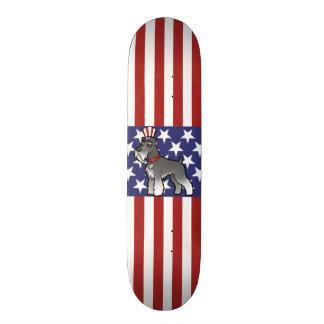 Ajoutez votre propres animal familier et drapeau plateaux de planche à roulettes