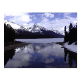 Alberta les Rocheuses, Canada Carte Postale