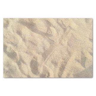 Album à sable papier mousseline