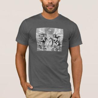 Alchimie de mercure de Hermes T-shirt