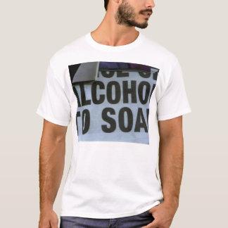 ALCOOL À MONTER T-SHIRT