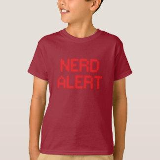 Alerte de ballot t-shirt