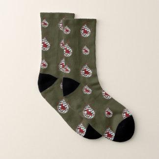 Alexandre les chaussettes de cardinal