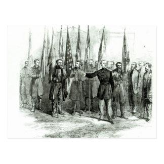 Algemene Custer Briefkaart