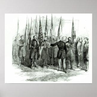 Algemene Custer Poster