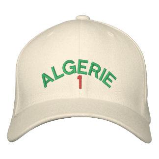 Algerie Casquette Brodée
