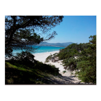 Alghero, Sardaigne - carte postale