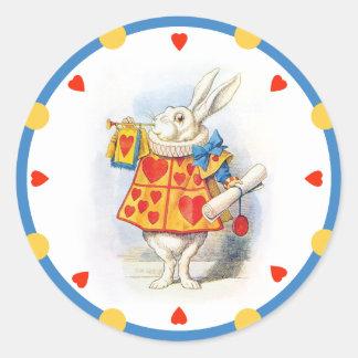 Alice pays merveilles autocollants stickers for Alice dans le miroir balthus