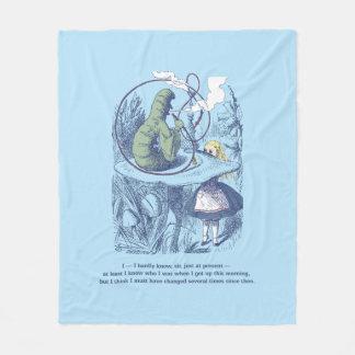 Alice en de Deken van de Vacht van Caterpillar