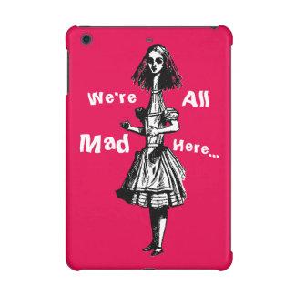 Alice vintage étirée au pays des merveilles