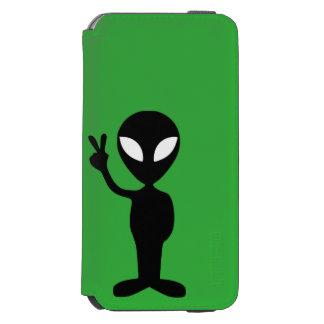 Alien Coque-portefeuille iPhone 6 Incipio Watson™