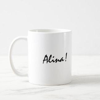 Alina Mug Blanc