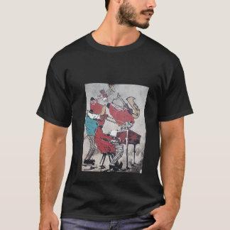 All That Jazz reproduction peinture de plage T-shirt