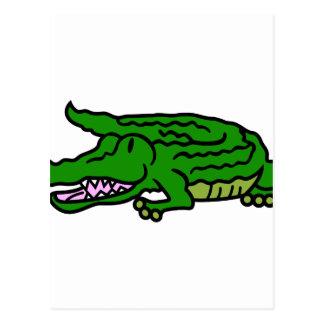 Alligator Cartes Postales
