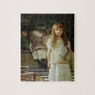 Alma-Tadema | ceci est notre coin, 1873 Puzzle