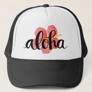 Aloha casquette de camionneur de ketmie