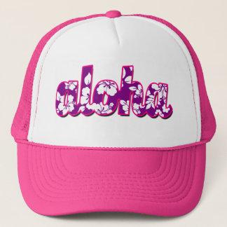 Aloha le casquette des femmes
