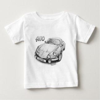 Alpiene A110 Baby T Shirts