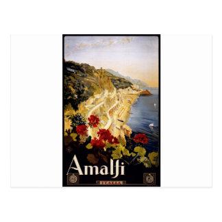 Amalfi, Italie Carte Postale