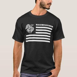 Américain des norses t-shirt