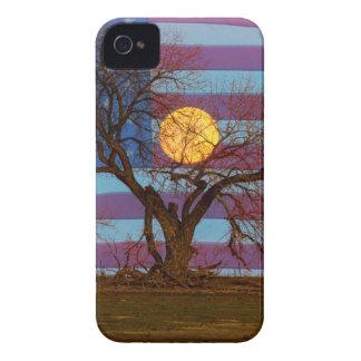 Américain novembre Supermoon Coque Case-Mate iPhone 4