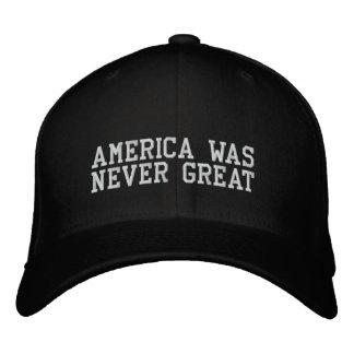 AMERIKA WAS NOOIT GROOT PETTEN 0